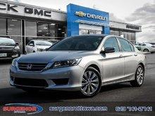 Honda Accord Sedan Sedan L4 LX CVT  - $104.12 B/W 2013