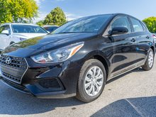 Hyundai Accent Essential w/Comfort Package 2020