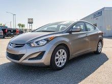Hyundai Elantra GLS 2015