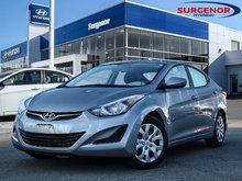 2016 Hyundai Elantra GL