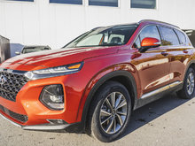 Hyundai Santa Fe LUXURY w/ Dark Chrome Exterior Accents 2019