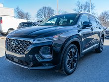 2019 Hyundai Santa Fe ULTIMATE w/ Dark Chrome Exterior Accents