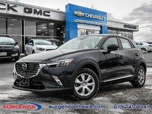 2017 Mazda CX-3 GT  - Navigation -  Sunroof -  Leather Seats - $165.81 B/W