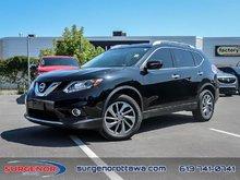 Nissan Rogue SL AWD CVT  - $137 B/W 2015