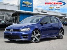2016 Volkswagen Golf R AWD