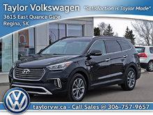2017 Hyundai Santa Fe XL AWD Limited