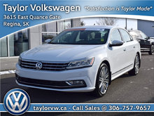 2016 Volkswagen Passat Execline 3.6L 6sp DSG at w/Tip