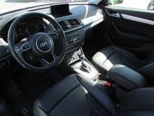 2016 Audi Q3 2.0T Komfort quattro 6sp Tiptronic