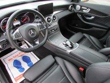 2015 Mercedes-Benz C400 4MATIC Sedan