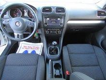 2013 Volkswagen Golf 5-Dr Wolfsburg Edition 2.5L 5sp