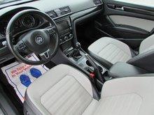 2015 Volkswagen Passat Comfortline 2.0 TDI 6sp