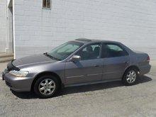 2001 Honda Accord Sedan EX at