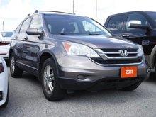 2011 Honda CRV EX-L 4WD at