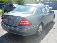 2006 Mercedes-Benz C280 4MATIC Sedan