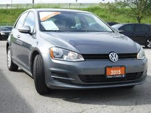 2015 Volkswagen Golf 5-Dr 1.8T Trendline at Tip