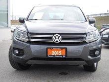 2015 Volkswagen Tiguan Highline 6sp at Tip 4M