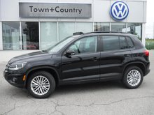 2015 Volkswagen Tiguan Special Edition 6sp at Tip 4M