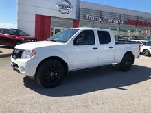 2019 Nissan Frontier Crew Cab Midnight Edition Long Bed 4x4 Auto
