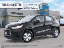 CHEVROLET TRUCK TRAX 4DR SUV AWD LS 2019