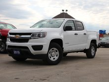 Chevrolet Colorado WT 2019
