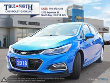 2018 Chevrolet CRUZE HATCHBACK 4DR SDN HB PREMIER