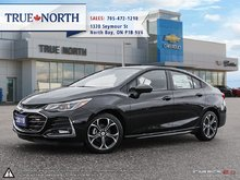 Chevrolet Cruze 4DR SDN 2019