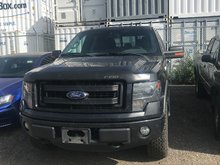 2013 Ford F-150 FX4, LEATHER, SUNROOF