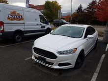 2013 Ford Fusion Limited