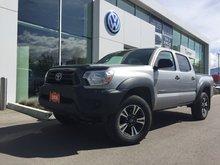 2014 Toyota Tacoma V6 Manual