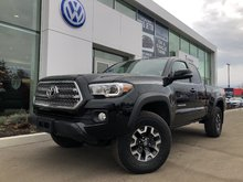 2016 Toyota Tacoma TRD 4X4 Access Cab Just Arrived
