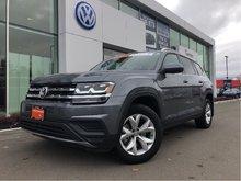 2018 Volkswagen Atlas 4Motion AWD