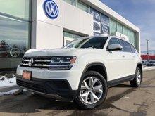2018 Volkswagen Atlas Trendline 3.6L 4Motion Just Arrived