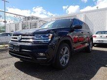 2018 Volkswagen Atlas Execline R-Line 3.6L **SOLD**