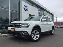 2018 Volkswagen Atlas HIGHLINE W/NAVIGATION 7 SEATS