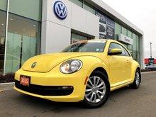2015 Volkswagen Beetle Coupe Comfortline