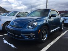 2018 Volkswagen Beetle CONVERTIBLE COAST 2.0T AUTOMATIC TRANSMISSION