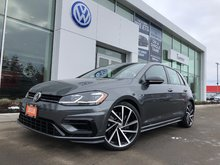 2018 Volkswagen Golf R 292 Horsepower, 4-Motion All Wheel Drive