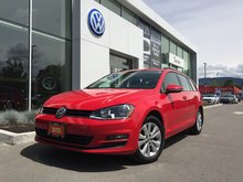 2015 Volkswagen Golf Sportwagon **DIESEL** COMFORTLINE W/NAVIGATION