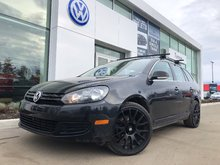 2011 Volkswagen Golf wagon 2.5 Gas, Well Equipped