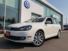 2013 Volkswagen Golf wagon Highline TDI