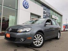 2013 Volkswagen Golf wagon Comfortline TDI