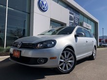 2013 Volkswagen Golf wagon **DIESEL** Highline **SOLD**
