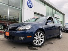 2014 Volkswagen Golf wagon TDI Highline