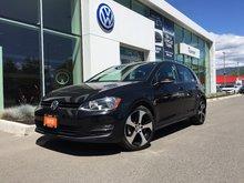 2015 Volkswagen Golf **DIESEL** TRENDLINE W/GTI WHEELS