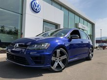 2017 Volkswagen Golf R 5-DOOR 2.0T 6-SPEED DSG 4MOTION