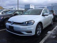 2018 Volkswagen Golf SPORTWAGEN 1.8 TSI TRENDLINE 6-SPEED AUTOMATIC 4MOTION