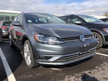 2018 Volkswagen Golf SPORTWAGEN 1.8 TSI HIGHLINE 6-SPEED MANUAL 4MOTION