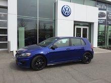 2019 Volkswagen Golf R 5-DOOR 2.0T 6-SPEED MANUAL 4MOTION