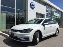 2019 Volkswagen Golf SPORTWAGEN 1.8 TSI COMFORTLINE 6-SPEED AUTOMATIC 4MOTION