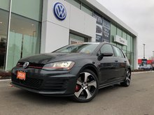 2016 Volkswagen GTI Performance automatic